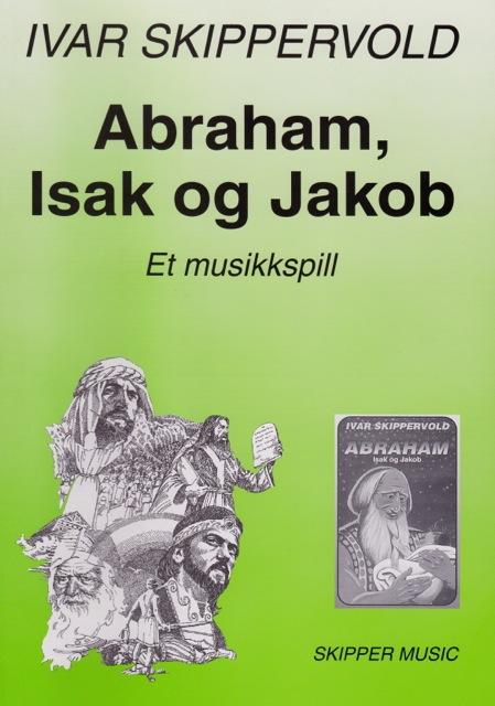 Notehefte Abraham, Isak og Jak.