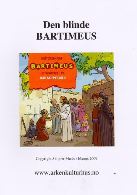 Notehefte Bartimeus